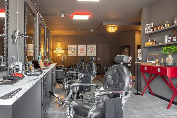 Barbershop Rotterdam Alexander